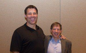 Tony Robbins and Mitch